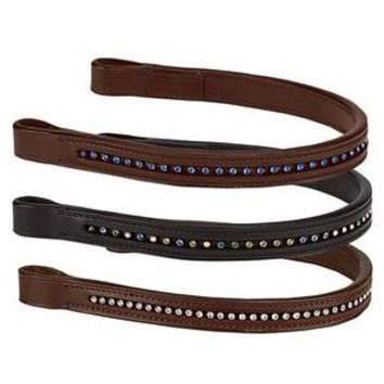 Crown Crystal Browband | Dover Saddlery
