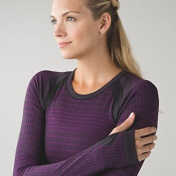 about that base long sleeve | women's long sleeves running tops | lululemon athletica