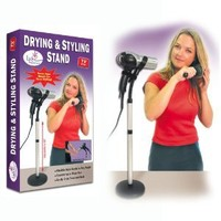 Amazon.com: Hair Dryer Stand: Beauty