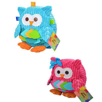 Toddler & Preschooler 3D Owl Backpack