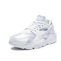 NIKE WOMEN'S AIR HUARACHE RUN PRM - WHITE | Undefeated