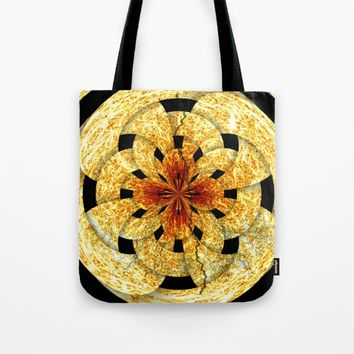 Flower Drems Tote Bag by pukis