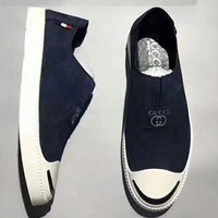 Gucci Classic Canvas Leisure Shoes