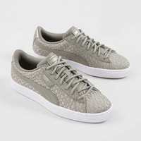 PUMA BASKET SATIN SHOE