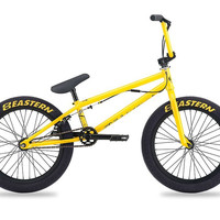 Eastern Orbit Yellow Complete BMX Bike