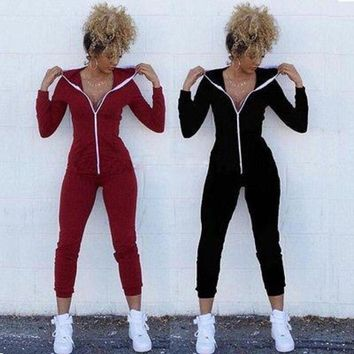 LMFHQ9 cedrica hooded jumpsuit