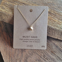 "Dice ""Must Have"" Necklace"