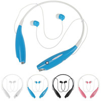 Wireless Sport Bluetooth Stereo Headset Earphone Headphone Handfree for Cellphone iPhone iPad Nokia HTC Samsung Galaxy LG PC