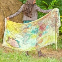 LOVE STITCH:World Traveler Scarf