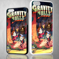 GRAVITY FALL Y0214 iPhone 4S 5S 5C 6 6Plus, iPod 4 5, LG G2 G3 Nexus 4 5, Sony Z2 Case
