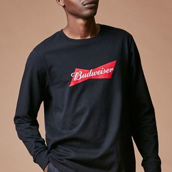 Been Trill x Budweiser Treat Yourself Long Sleeve T-Shirt at PacSun.com