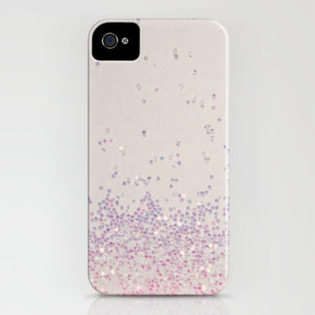 Glitter Is My Favorite Color iPhone Case by Galaxy Eyes | Society6