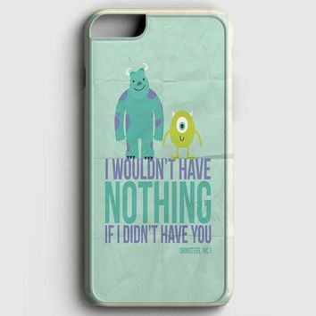 Monsters Inc iPhone 6 Plus/6S Plus Case