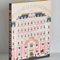 Quirky The Wes Anderson Collection: The Grand Budapest Hotel by ModCloth