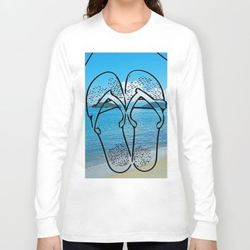 parati Long Sleeve T-shirt by celiariani