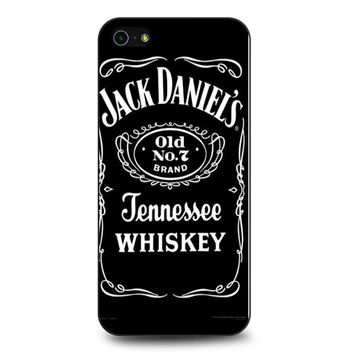 Jack Daniels Tennessee Whiskey Logo iPhone 5 | 5S Case