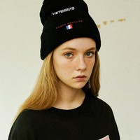 Fashion Online Vetements Fashion Warm Knitted Hat