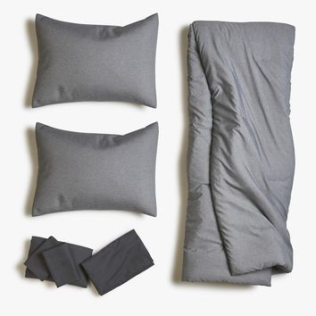 Chambray All Day Comforter Bed Set