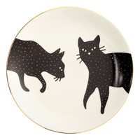 Printed Porcelain Plate - from H&M
