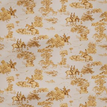Vervain Fabric 5845201 Elway Hall Toile Bd Daybreak