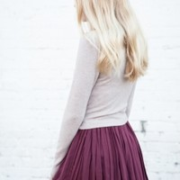 Brandy & Melville Deutschland - Heather Skirt