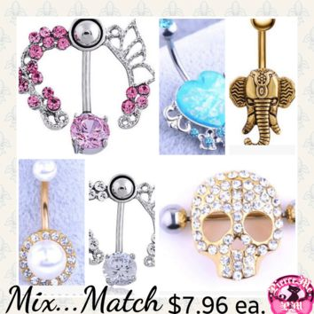 Hot Sale! MIX n' MATCH $7.96 ea.Pick ANY ONE you want...Only $7.96 ea.