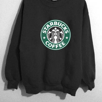 starbuck coffee mermaid  sweatshirt Unisex Adult