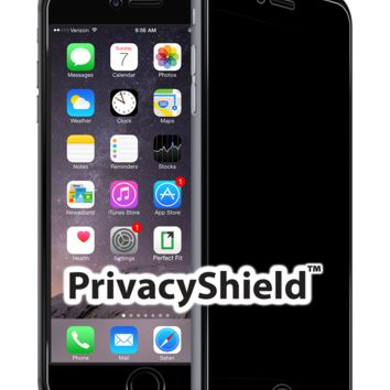 iPhone 6 Plus PrivacyShield Premium Glass Privacy Screen Protection