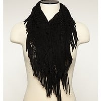 Crochet Oblong Scarf | Cold Weather | rue21
