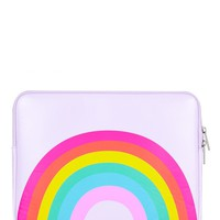 Over The Rainbow Laptop Case