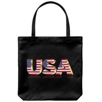 The USA - Tote Bag