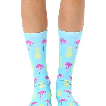 Key West Crew Socks