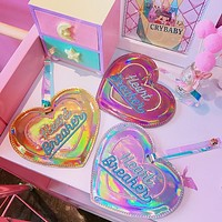 Kawaii Heart Luggage Tag