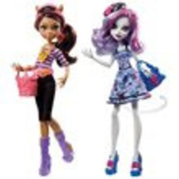 Monster High Shriek Wreaked Doll Case