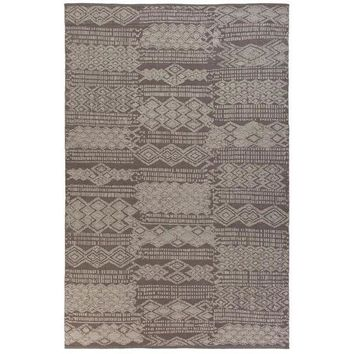 Limited Edition Outsider Indoor Outdoor Rug - 6′4″ × 8′4″