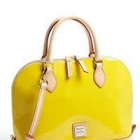Dooney & Bourke Patent Leather Satchel