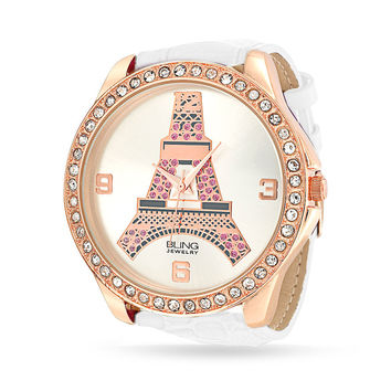 Bling Jewelry Le Towering Watch