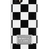 MICHAEL Michael Kors Checkerboard iPhone® 5 Cover