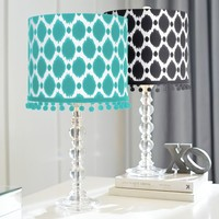 Ikat Dot Shade With Delite Base