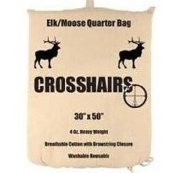 Elk-Moose Bag Quarter 4oz.