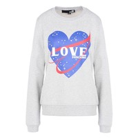 Love Moschino Women Sweatshirt | Moschino.com