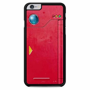Realistic Pokedex Red iPhone 6 Plus / 6S Plus Case