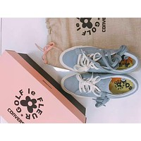 Converse One Star x Golf le Fleur TTC Suede 35-44 Blue Color