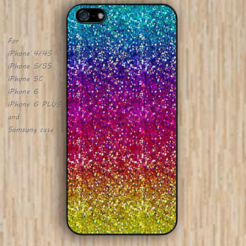 iPhone 6 case Water colour sparkle iphone case,ipod case,samsung galaxy case available plastic rubber case waterproof B099