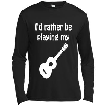 Ukulele rather be ukulele chords : Shop Ukulele Shirt on Wanelo