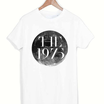 The 1975 Cyrcle Moon tshirt for merry christmas and helloween