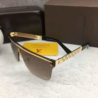 LOUIS VUITTON Women Fashion Sunglasses