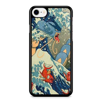 The Great Wave Off Kanto Iphone 8 Case