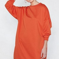 Drop Armhole Sweater Dress