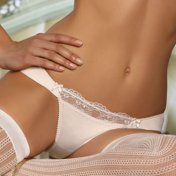 Ivory Brazilian - Ivory Bottom